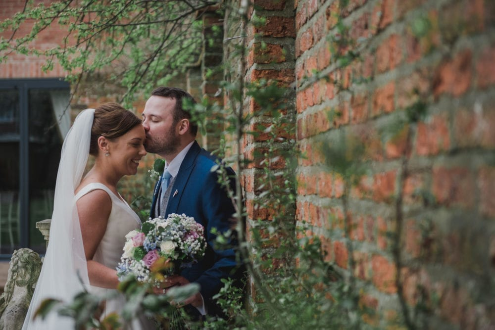 Sarah & Marks stunning wedding at Bowburn Hall, photographed by Durham Wedding Photographer Leighton Bainbridge