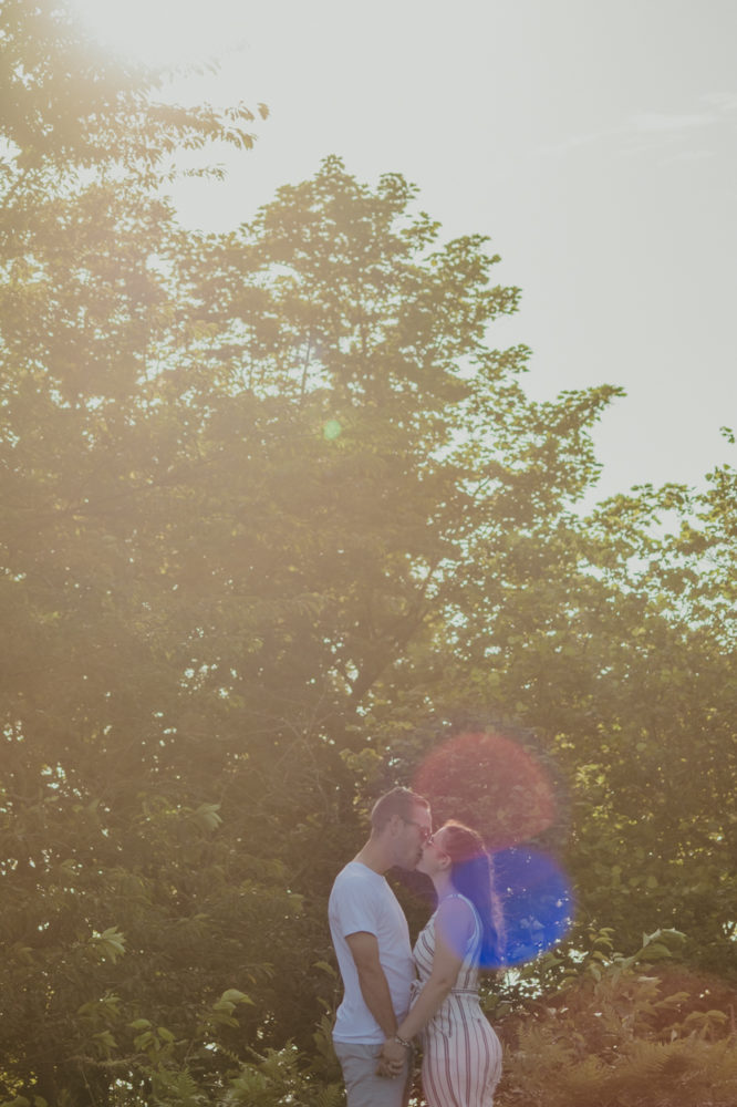 A gorgeous pre wedding photography in Plessey Woods with the very stunning Amy & Alyn