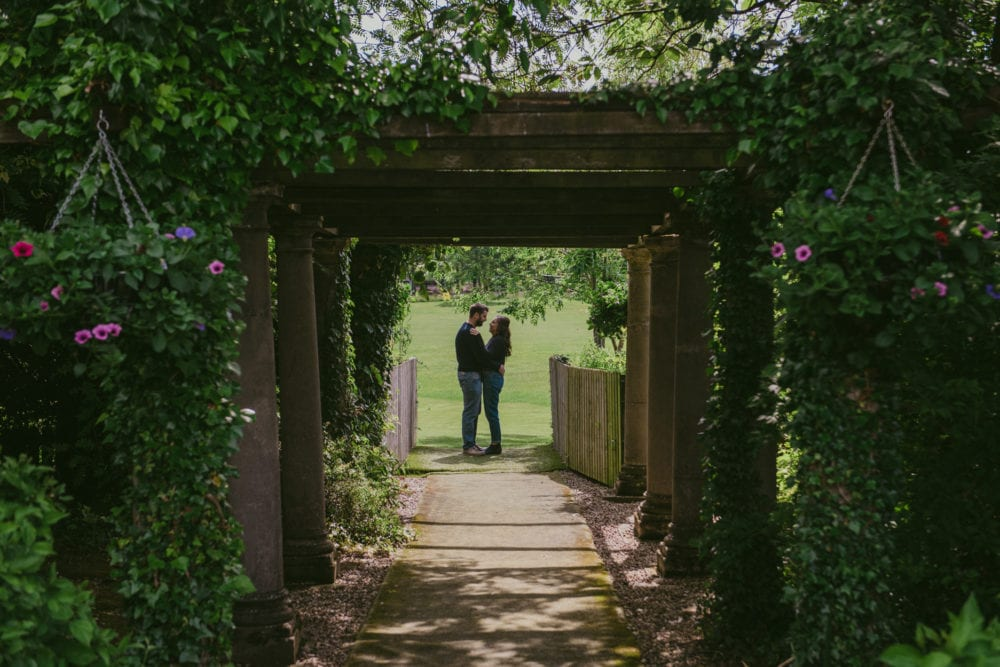 Kayleigh & Kev had there lush pre wedding shoot at Ramside Hall, wedding is due in August at this stunning wedding venue