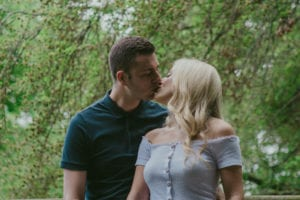 What a stunning pre wedding photography in Saltwell Park with Anna & Scott