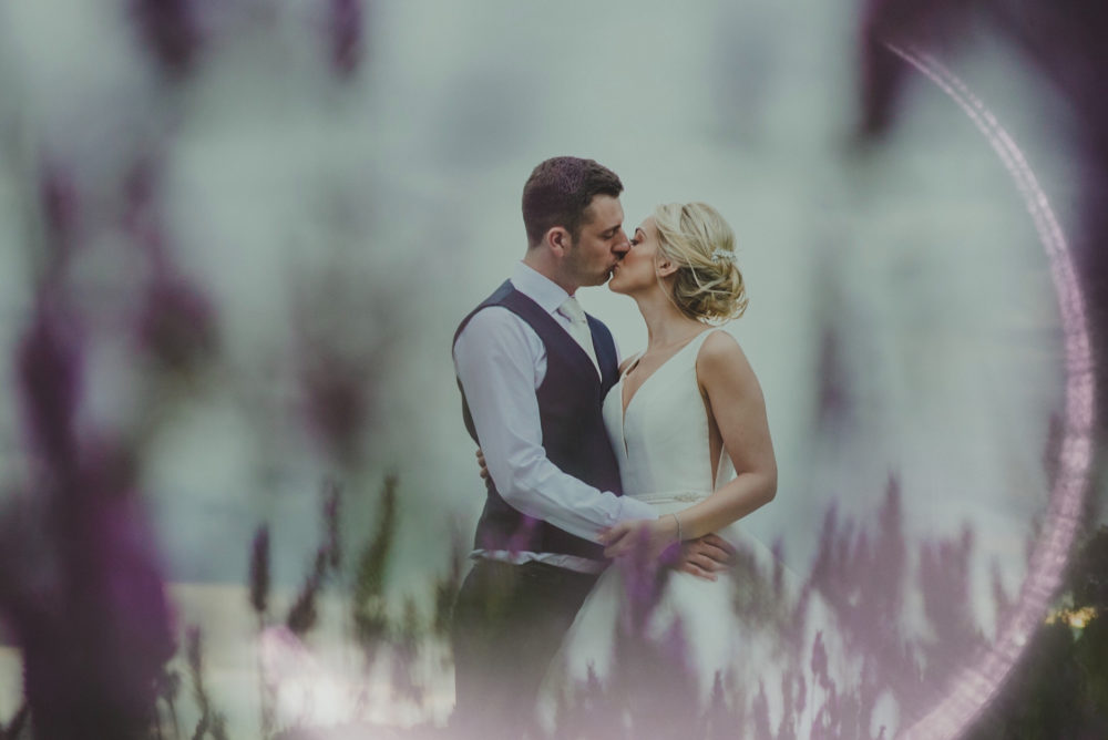 Black horse wedding Beamish at it's best with the stunning Anna & Scott