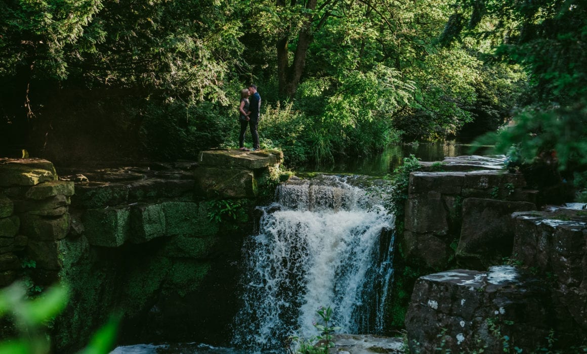 A gorgeous Jesmond Dene Pre wedding shoot with the awesome Peter & Wendy