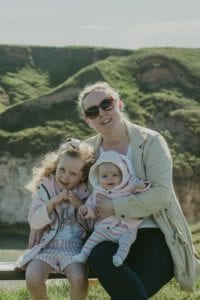 A look into family life for Newcastle wedding photographer, Leighton Bainbridge
