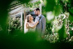 Hexham Winter Gardens Wedding with the beautiful Sophie and Dom