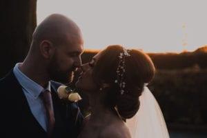 A gorgeous winter wedding at Horton Grange hotel with Naysin & Sam