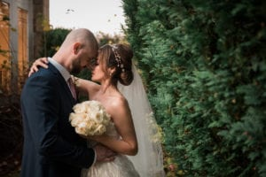 A gorgeous winter wedding at Horton Grange hotel with Naysin & Sam