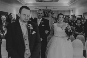 A cold, windy, winter wedding at the George Washington Hotel with the beautiful Nicola & Simon