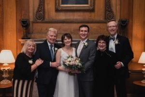 A stunning Lumley Castle wedding photography with Katie & Brendan. What a relaxed a awesome wedding at Lumley Castle