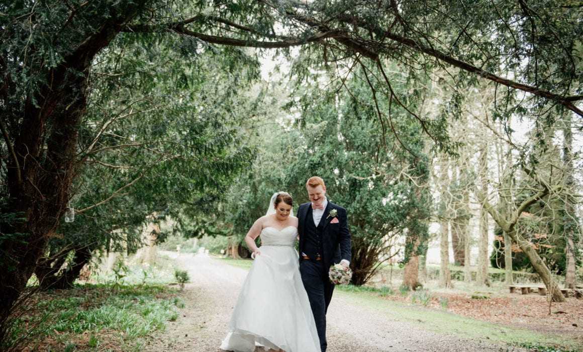 Eshott Hall Wedding | Helen & Niall