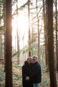 An awesome pre wedding photography in Hamsterley Forest, with Yasmine & Elliott