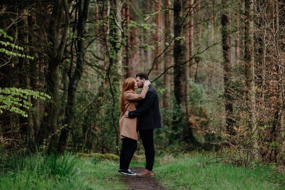 Chopwell Woods pre wedding | Amber & James