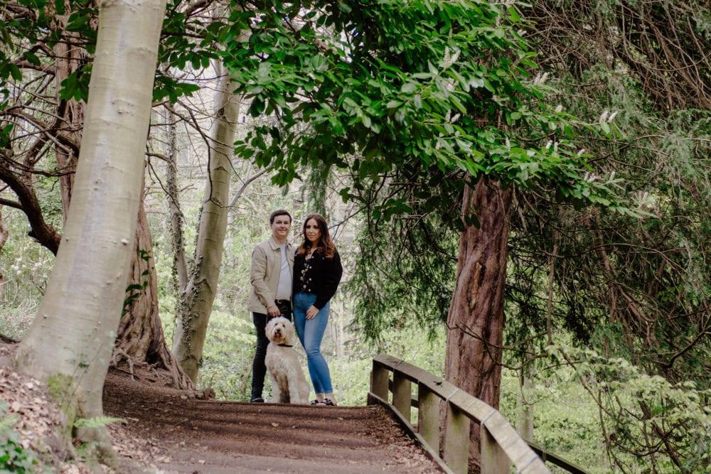 Jesmond Dene Pre Wedding | Alex & Ryanv