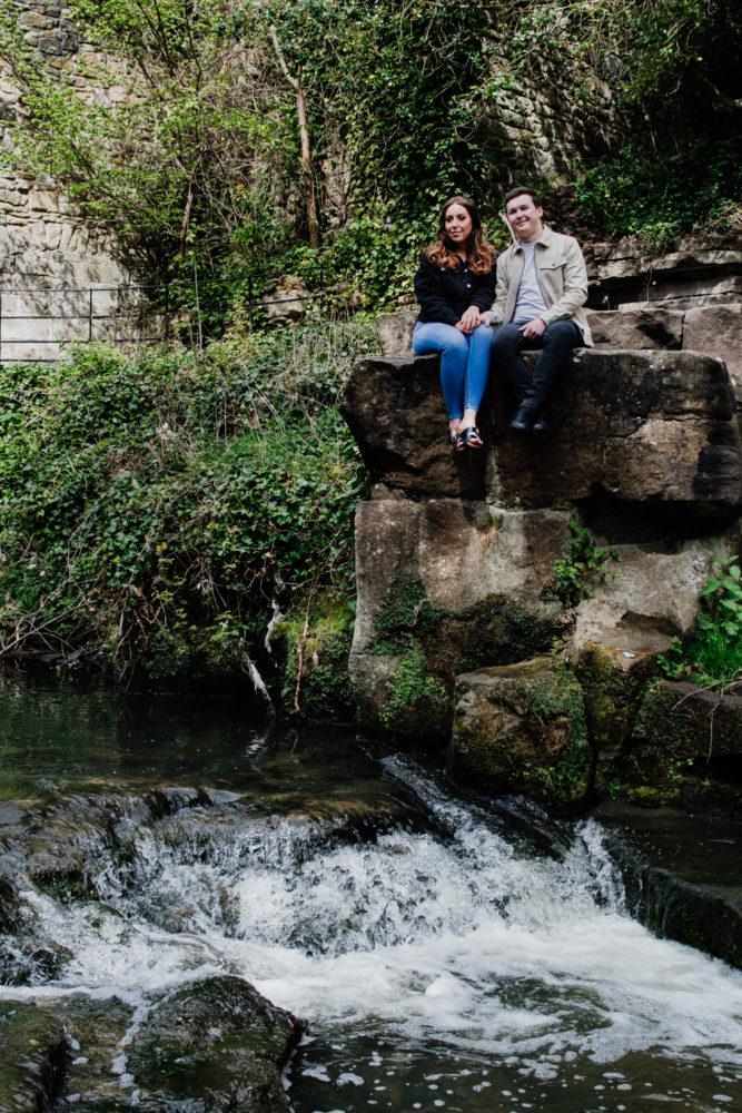 Jesmond Dene Pre Wedding | Alex & Ryan