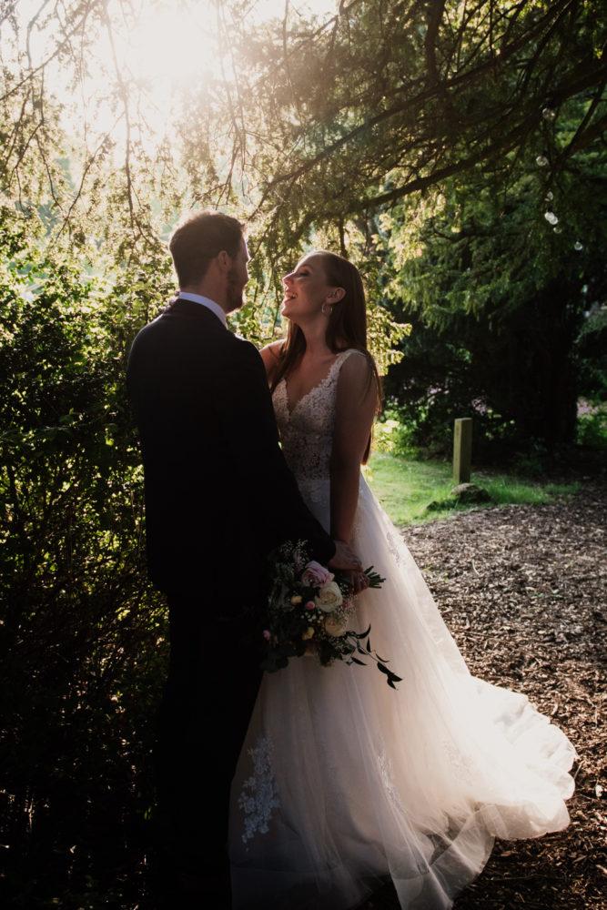 A gorgeous Horton Grange wedding with Amber & James