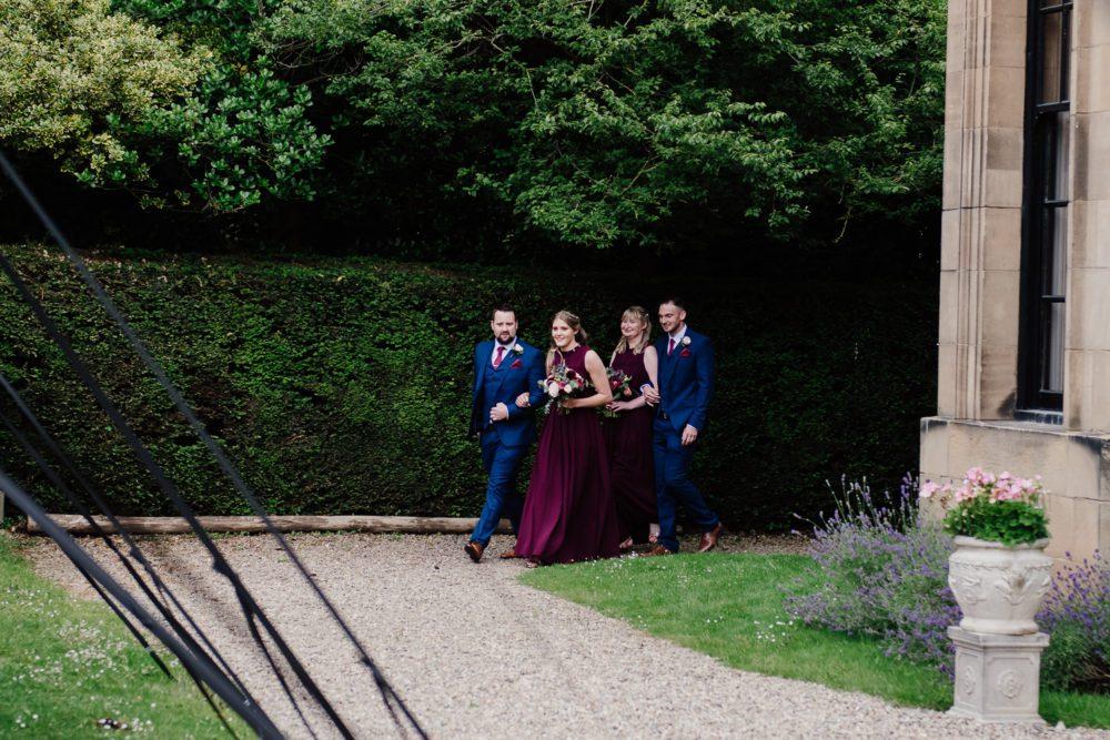 A stunning Crathorne hall wedding photography with Jess & Jonathan
