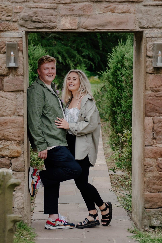 a gorgeous pre wedding photography with Devon & James