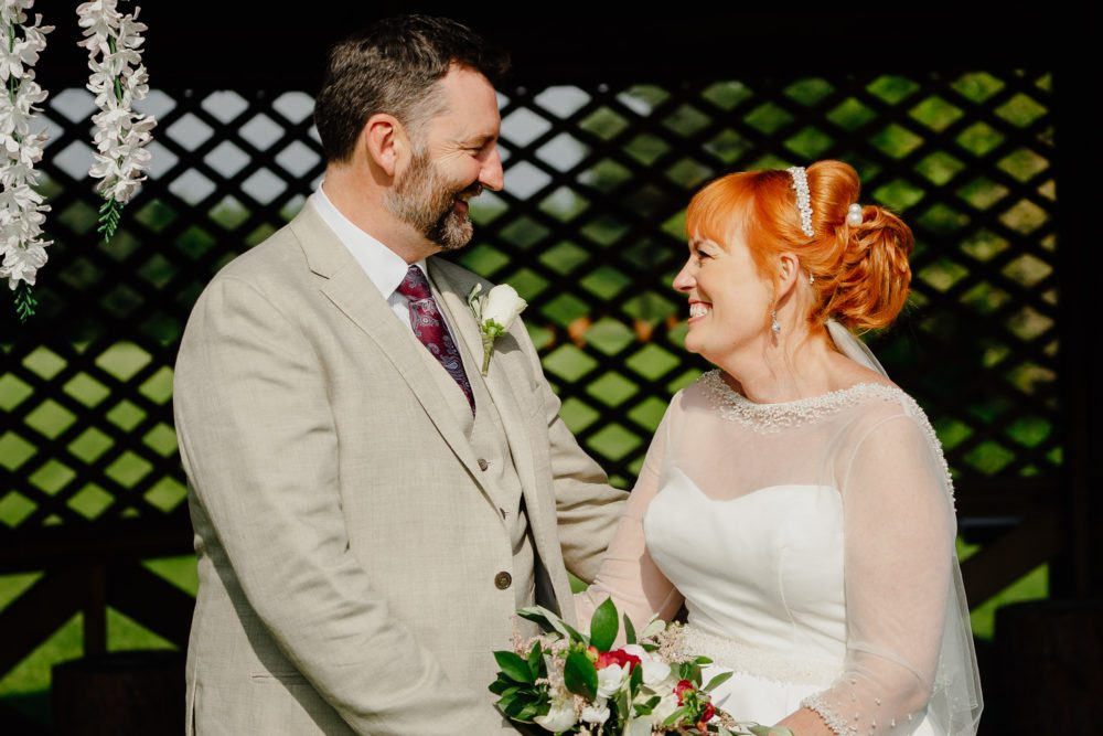 an awesome wedding at George Washington Hotel for Julie & Michael's BIG day