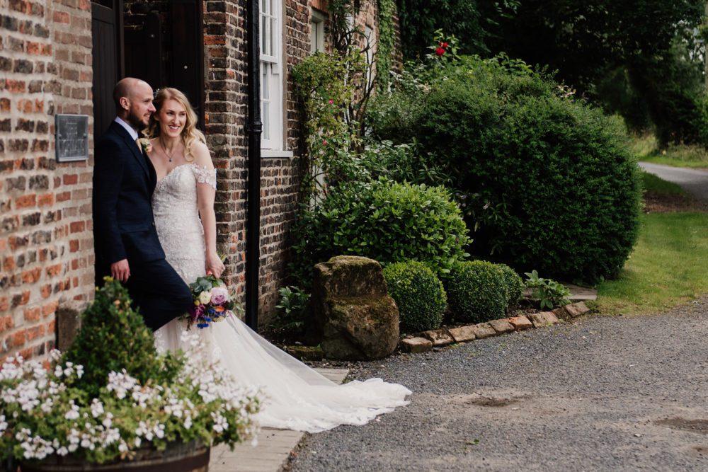 Nicola & Matt's stunning wedding at The Normans wedding venue.