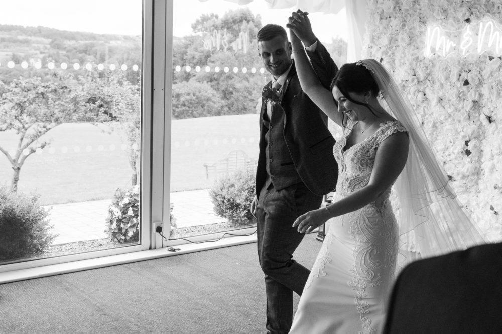 A sensational wedding at Black Horse Beamish for Nicola & James wedding