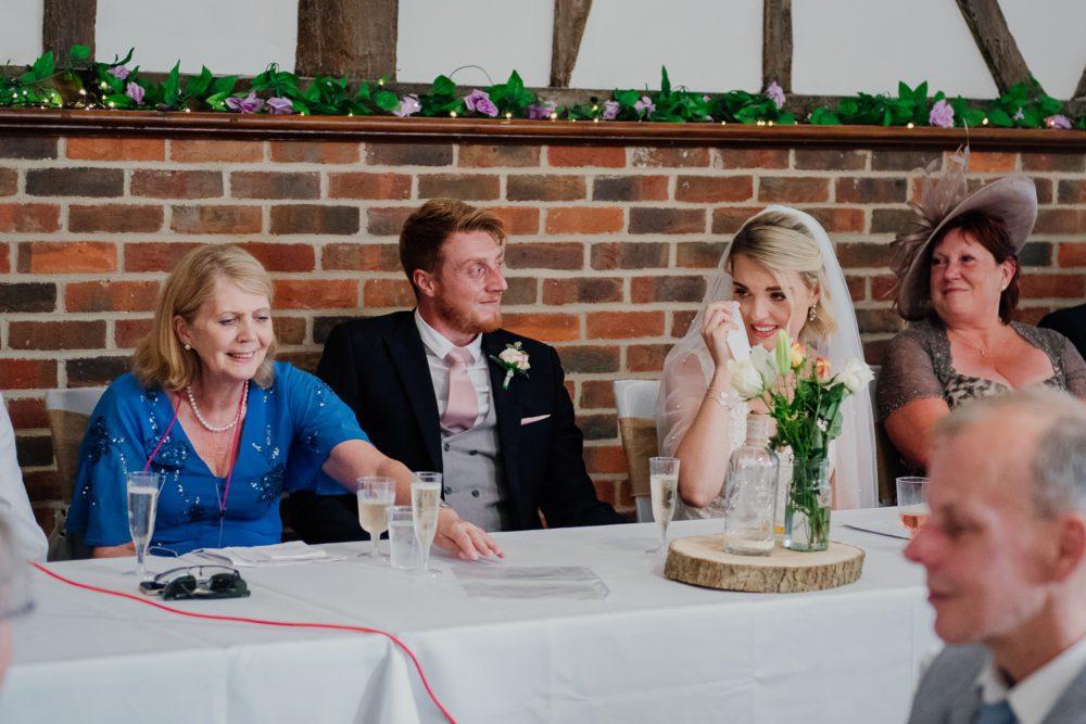 A gorgeous Hillfields Farm Wedding with e beautiful Lauren & Mark