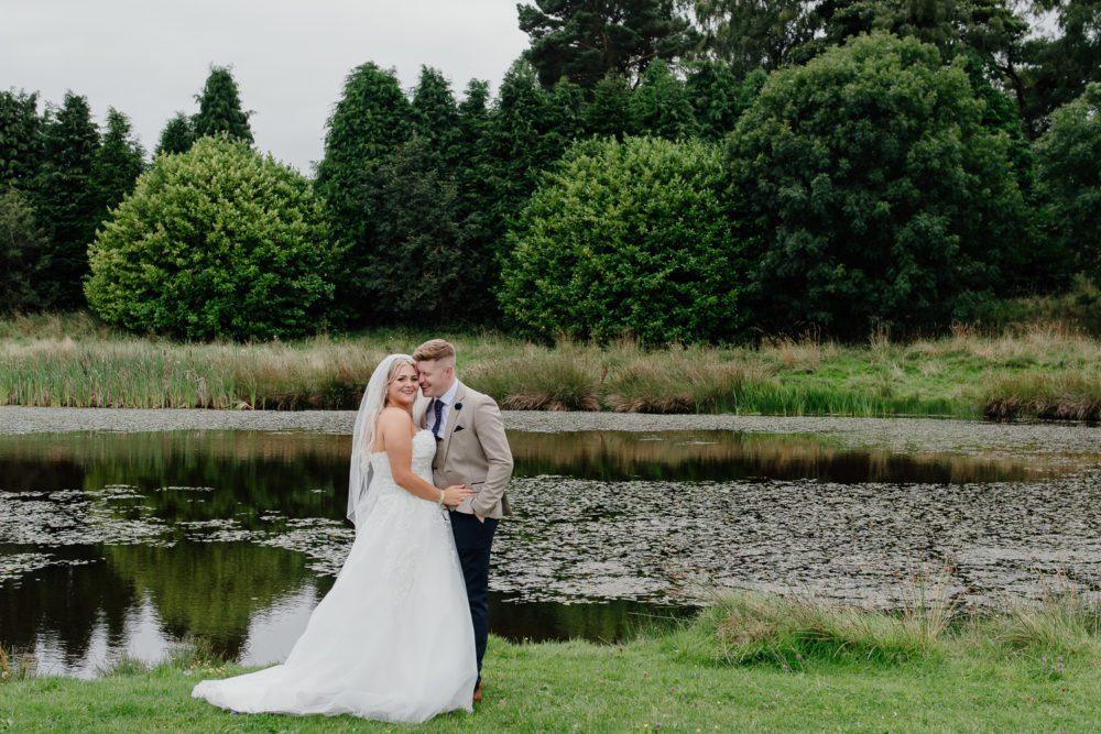 Rebekah & Dean's stunning wedding at South Causey Inn, Durham
