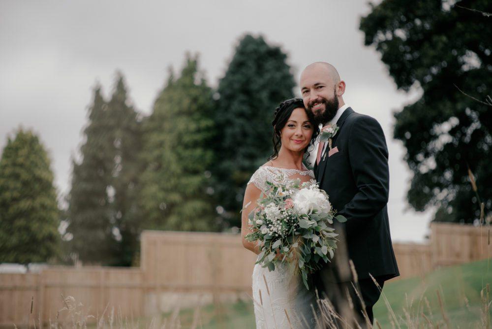 what a fantastic wedding at South Causey Inn with Tara & James