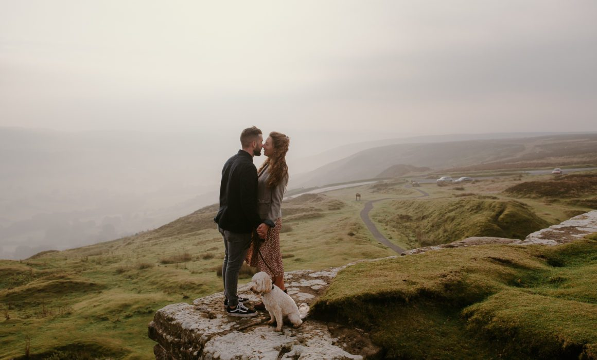An amazing North Yorkshire pre wedding photography with Charlotte & Ben