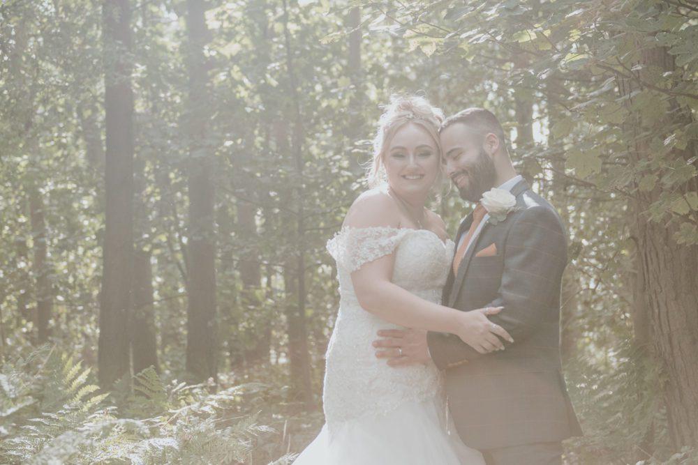 Danielle & Chris's stunning Shotton Grange wedding photography